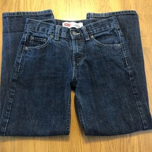 Levi's boys 550 jeans size 10 - excellent shape!